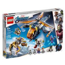 LEGO Avengers - Disney - Marvel - Ultimato - Largada de Helicóptero Hulk - 76144 -