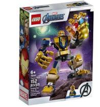 Lego Avengers Marvel Robô Thanos 76141 -