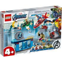 LEGO Avengers - Vingadores - A Ira de Loki - 76152 -