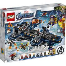 LEGO Avengers - Vingadores - Aeroporta Aviões - 76153 -