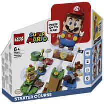 Lego - Aventuras de Mario - Fase 1 - Super Mario - 71360 - Sem Licença
