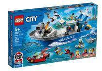 LEGO Barco da Patrulha da Polícia - 60277 -
