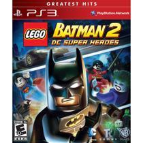 Lego Batman 2: Dc Super Heroes - Ps3 - Sony