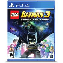 Lego batman 3: beyond gotham - ps4 - Sony