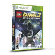 Lego Batman 3 Beyond Gotham - Xbox 360 - Geral