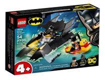 Lego Batman Dc Perseguição De Pinguim Em Batbarco - 76158 -