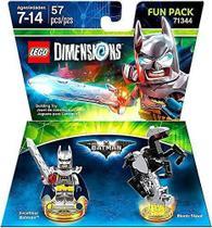 Lego Batman Movie Fun Pack - LEGO Dimensions - Warner Bros