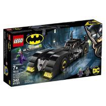 Lego Batman Super Heroes Batmobile Persguição do Joker 76119 -