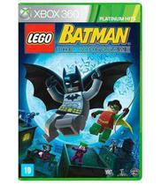 Lego Batman The Video Game - Platinum Hits - Xbox 360 - Warner Bros. Games