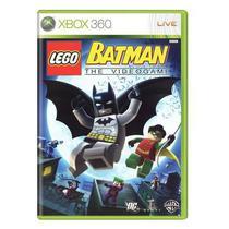 LEGO Batman: The Video Game + Pure - Xbox 360 - Jogo