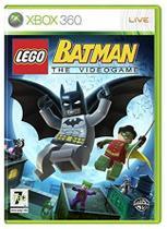 Lego Batman The Video Game - Xbox 360 - Microsoft
