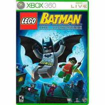 Lego Batman The Video Game - Xbox360 - Travellers tales,tt games