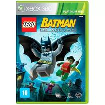 Lego Batman The Videogame - Xbox 360 - Wb games