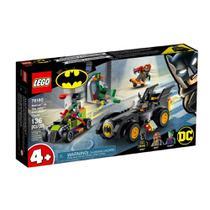 LEGO Batman vs The Joker - Perseguição de Batmóvel 136 Peças - 76180 -
