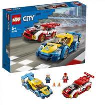 Lego Carros de Corrida City 190 Pecas Ref. 60256 -