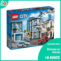 Lego City 60141 Esquadra de Policia - Grow