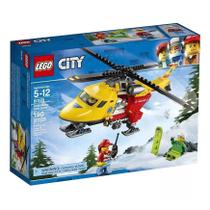 LEGO City - 60179 - Helicóptero Ambulância -
