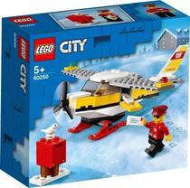 Lego City  60250 - Avião Correio -