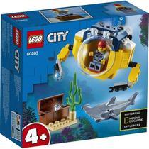 Lego City 60263 Mini Submarino Oceanico 41 Peças -