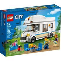 Lego City 60283 -Trailer de Férias -
