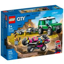 Lego City 60288 - Transportador de Buggy de Corrida -