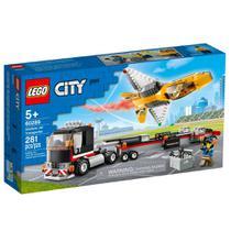 Lego City 60289 -  Transportador de Avião de Acrobacias Aéreas -