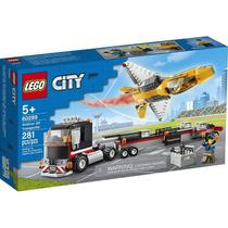 Lego City 60289 Transportador de Avião de Acrobacias Aéreas -