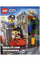 Lego city: assalto com escavadeira - Happy Books