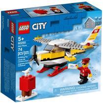 Lego City Avião Correio 60250 Blocos De Montar 74 peças -