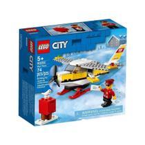 LEGO City Avião Correio 74 Peças - LEGO Ref.60250 -