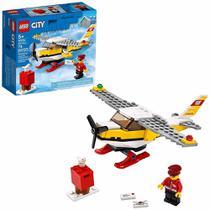LEGO City - Avião Correio - 74 Peças - Lego -