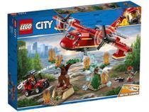 LEGO City Avião de Combate ao Fogo 363 Peças - 60217 -