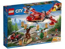 LEGO City Avião de Combate ao Fogo 363 Peças - 60217