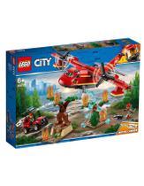LEGO City - Avião de Combate ao Fogo - 60217 -