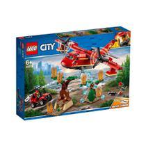 LEGO City - Avião de Incêndio - 60217 -