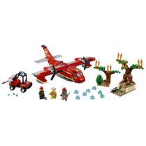 Lego City - Avião De Incêndio -