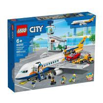 LEGO City - Avião de Passageiros - 60262 -