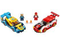 LEGO City Carros de Corrida 190 Peças - 60256