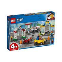 Lego City Centro de Assistência Automotiva 234 Peças 60232 -