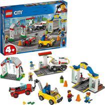 LEGO City Centro de Assistência Automóvel -
