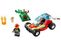 LEGO City Cidade em Chamas 84 Peças - 60247