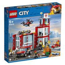 LEGO City - Corpo de Bombeiros - 60215 -