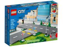 LEGO City Cruzamento de Avenidas 112 Peças 60304 -
