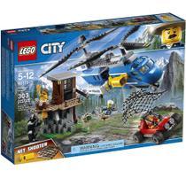 Lego City Detenção Na Montanha 303 Peças 60173 -