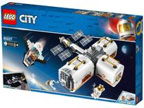 LEGO City Estação Espacial Lunar 412 Peças - 60227