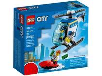 LEGO City Helicóptero da Polícia 51 Peças 60275 -