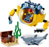 LEGO City - Mini Submarino Oceânico -