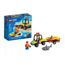 LEGO City - Off Road de Resgate na Praia - 60286 - 79 Peças -