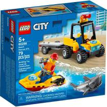 Lego City Off Road de Resgate na Praia - Lego 60286 -
