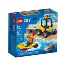 LEGO City - Off Road de Resgate na Praia -